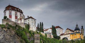 Замок Вранов над Дыйи