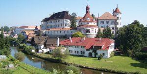 Замок Йиндржихув Градец
