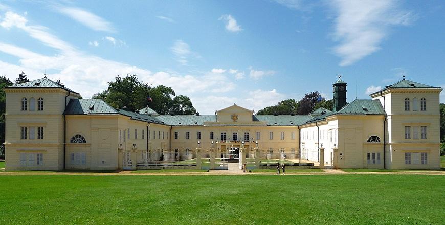 Замок Кинжварт (Kynžvart)