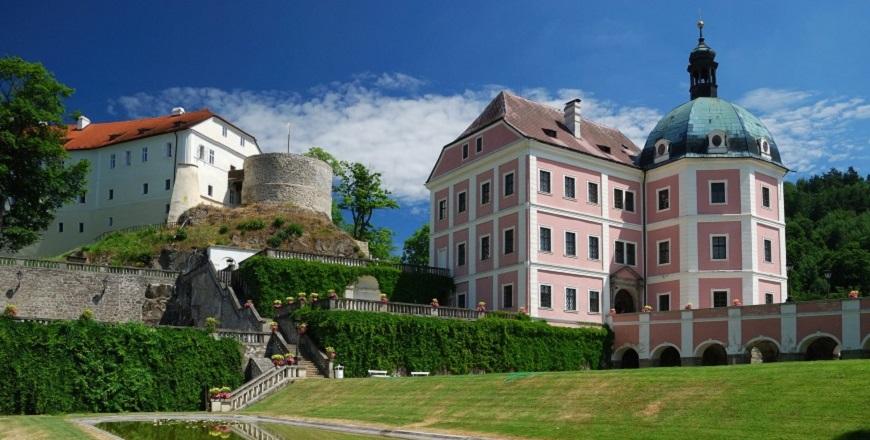 Замок Бечов На Тепле (Becov Nad Teplou)