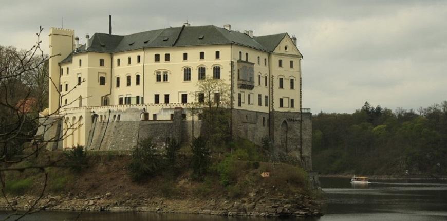 Замок Орлик (Orlík Nad Vltavou)