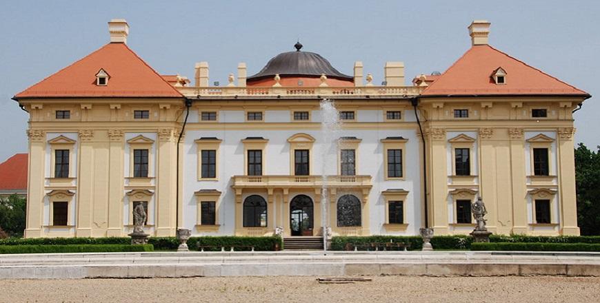 Замок Славков (Slavkov).