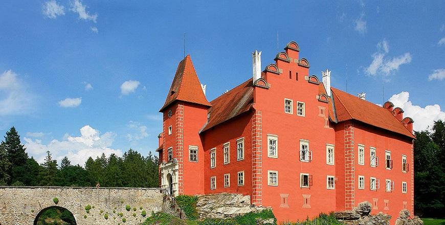 Замок Червена Льгота (Cervena Lhota)