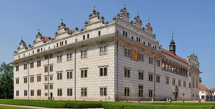 Замок Литомишль (Litomysl).