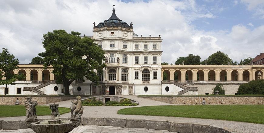Замок Плосковице (Ploskovice)