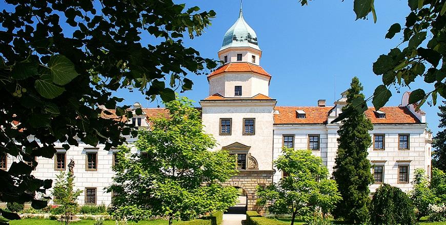 Замок Частоловице (Častolovice)