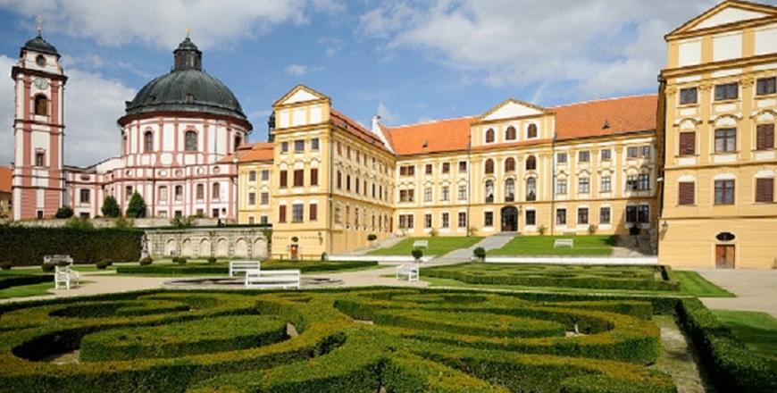 Замок Замок Яромержице-над-Рокитной (Jaroměřice nad Rokytnou)